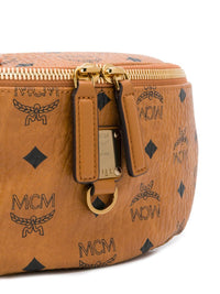 MCM SMALL FURSTEN VISETOS BELT BAG