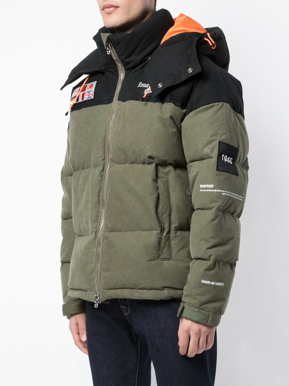 READYMADE MEN DOWN JACKET