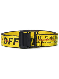 OFF-WHITE MEN CLASSIC INDUSTRIAL BELT
