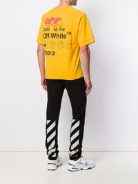 OFF WHITE MEN INDUSTRIAL Y013 S/S RECON TEE