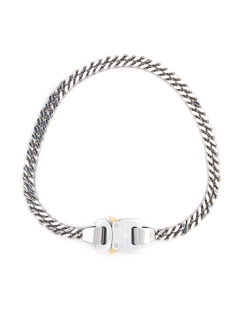 1017 ALYX 9SM UNISEX CUBIX CHAIN NECKLACE