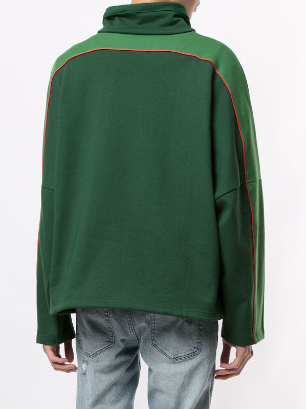 MARTINE ROSE MEN BATWING JERSEY SWEATSHIRT