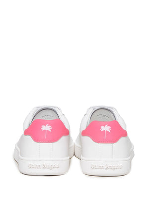 PALM ANGELS WOMEN NEW TENNIS SNEAKERS