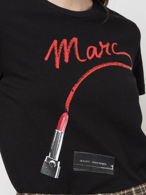 MARC JACOBS WOMEN THE ST. MARKS T-SHIRT