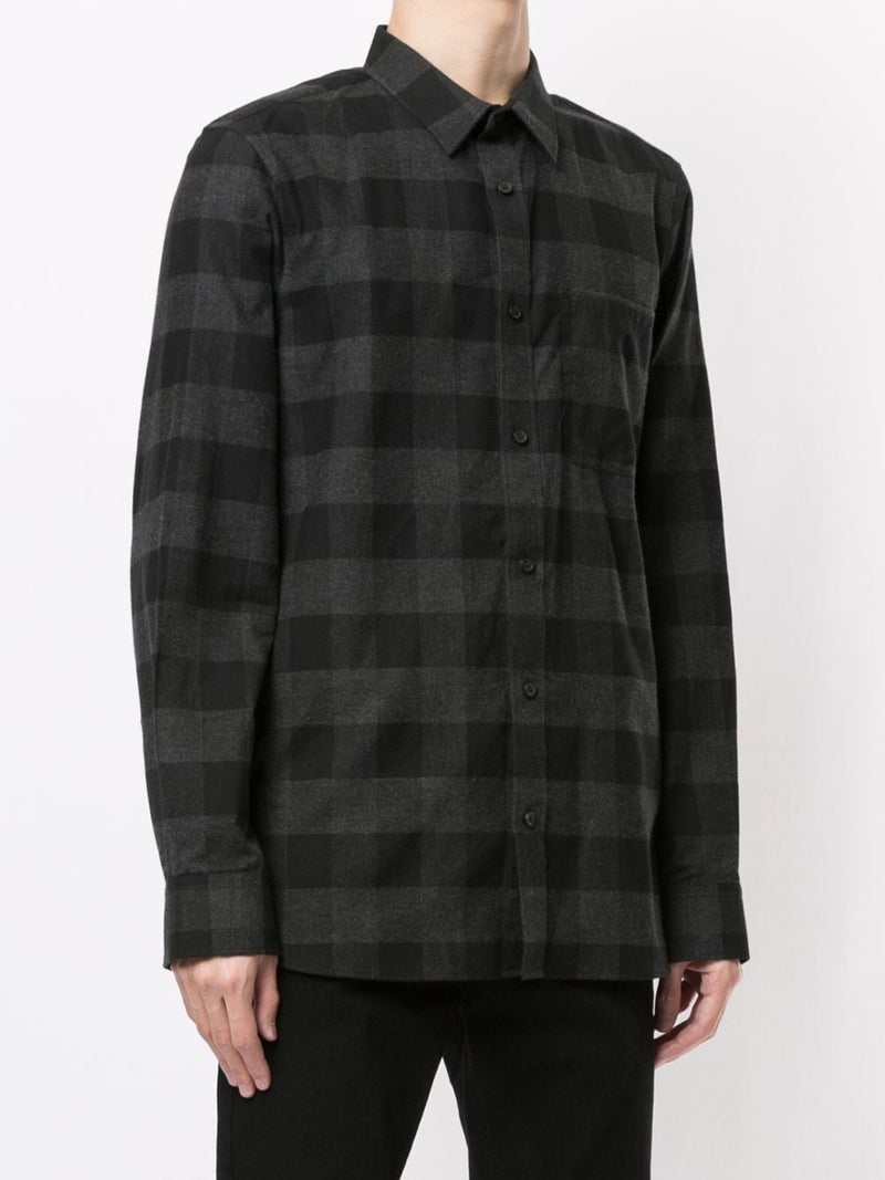 CALVIN KLEIN LONG SLEEVE ATHLETIC HOLIDAY SHIRT