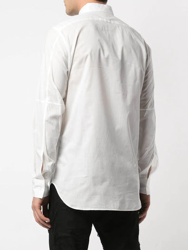 ANN DEMEULEMEESTER MEN PRINTED SHIRT