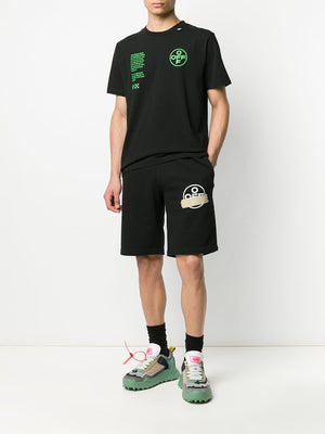 OFF-WHITE MEN ARCH SHAPES S/S SLIM TEE