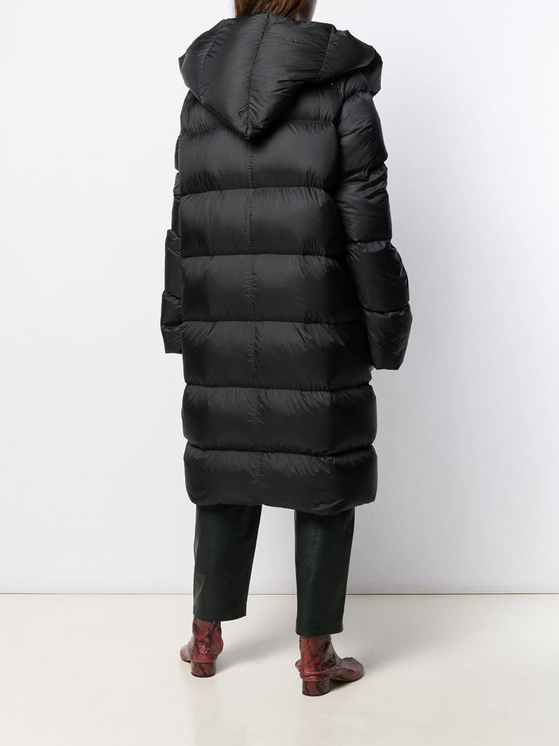 RICK OWENS WOMEN DOWN HOODED LINER