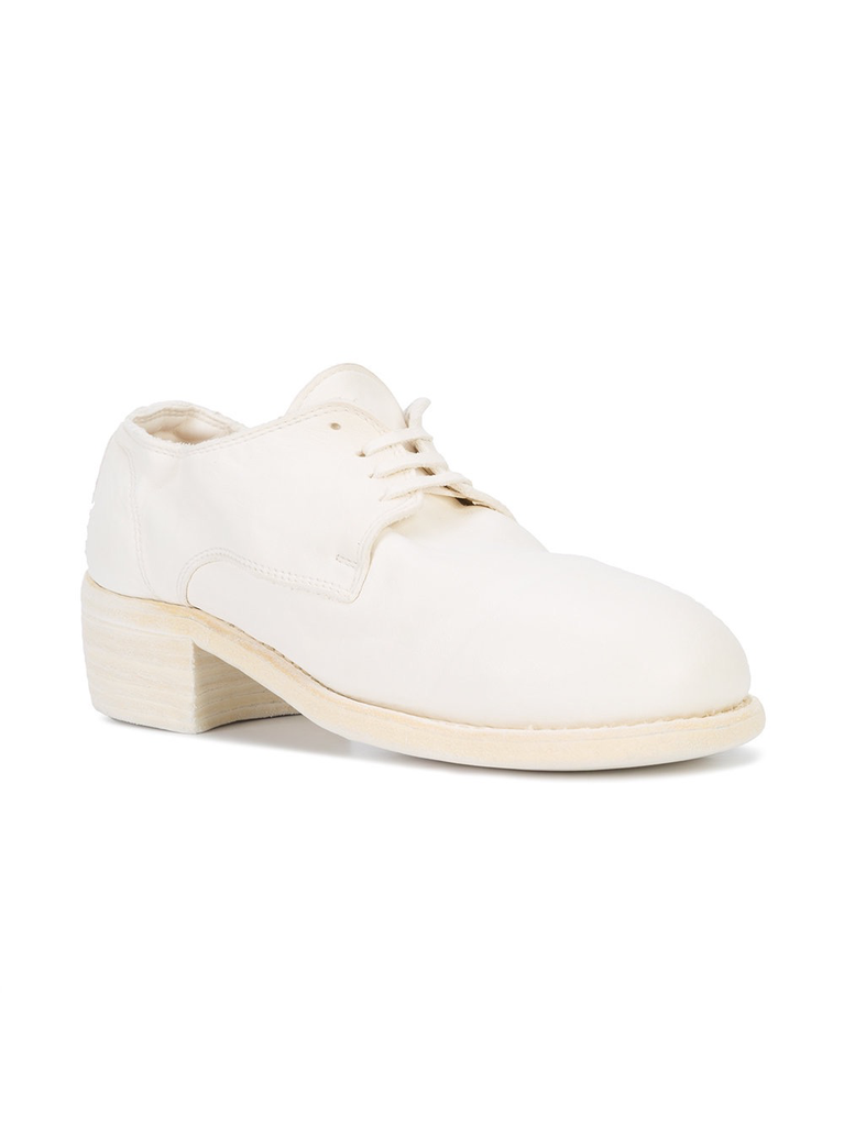 GUIDI WOMEN 792 SOFT HORSE LEATHER CLASSIC DERBY