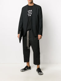 RICK OWENS MEN BELA CROPPED PANTS