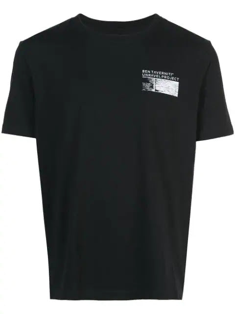 UNRAVEL MEN BT CONCRETE VINTAGE J BASIC TEE