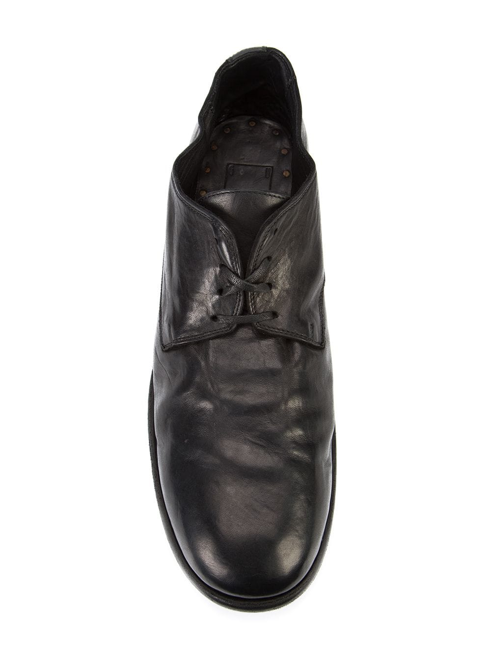GUIDI MEN 992 HORSE LEATHER DERBY