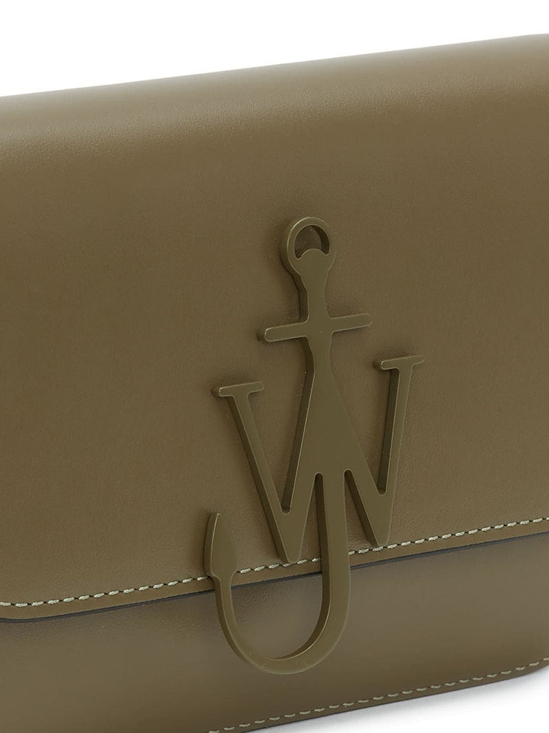 JW ANDERSON WOMEN CHAIN MIDI ANCHOR BAG