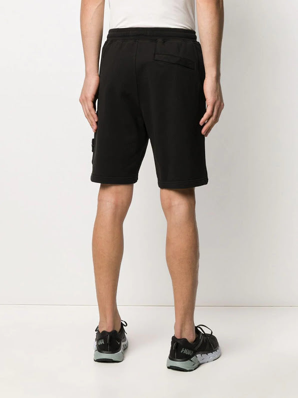 STONE ISLAND MEN FLEECE SHORTS