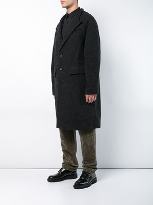 ZIGGY CHEN MEN OVERSIZED COAT