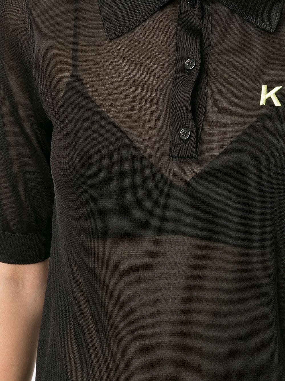 KWAIDAN EDITIONS WOMEN POLO SHIRT