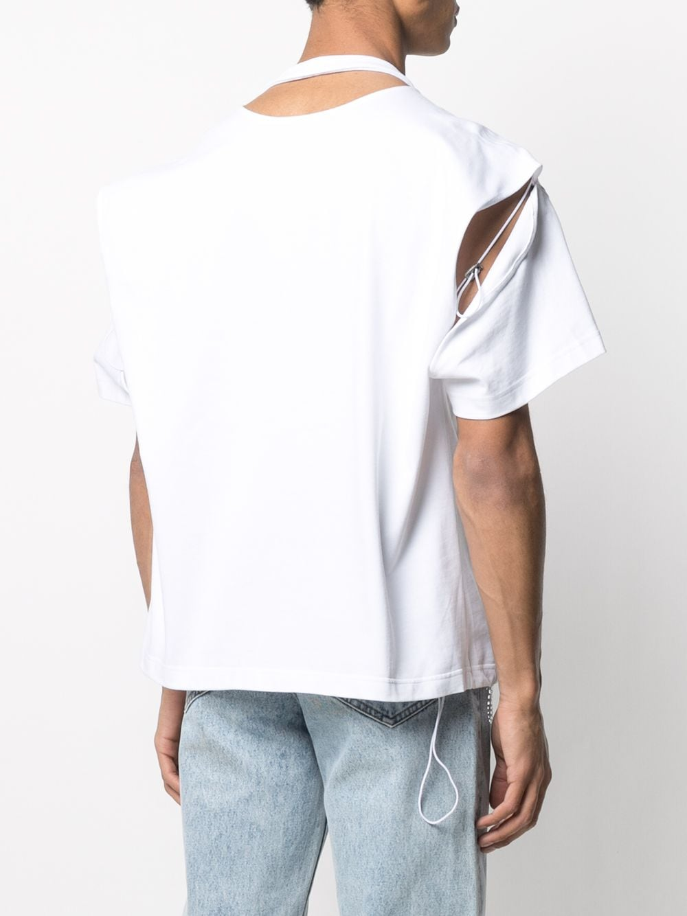 Y/PROJECT UNISEX CONVERTIBLE T-SHIRT