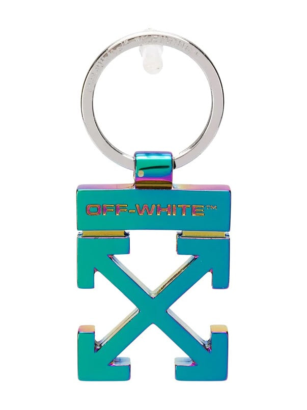 OFF-WHITE MEN ARROW KEY HOLDER
