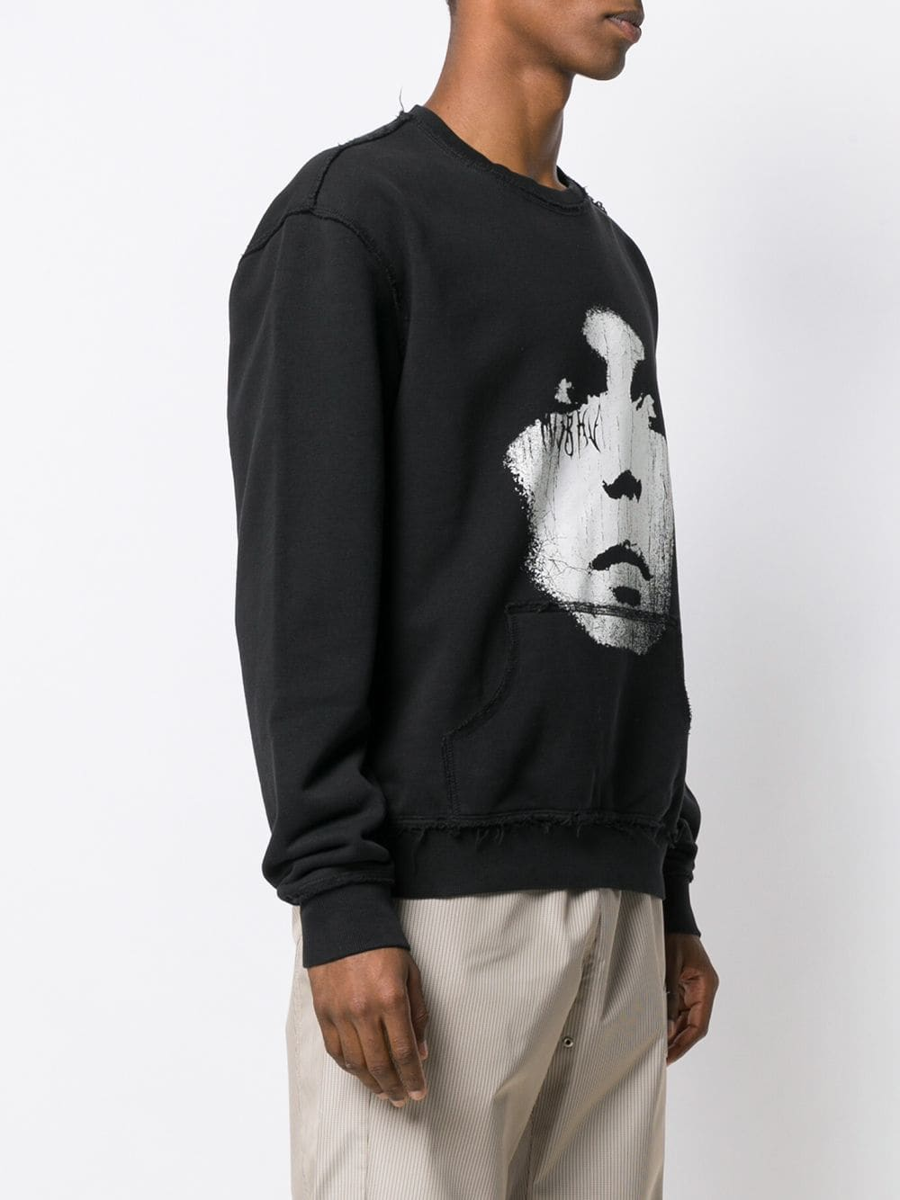 MISBHV MEN THE SCREEN PRINT CREWNECK
