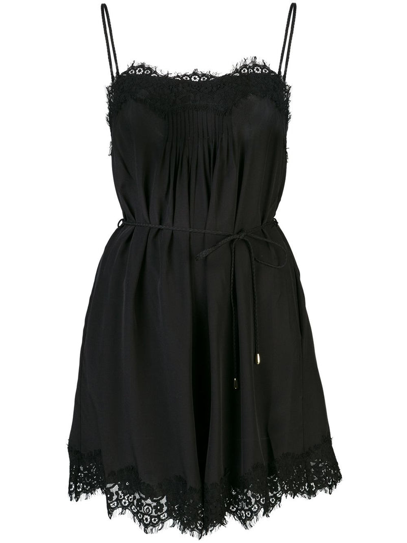 ZIMMERMANN WOMEN LACE PLAYSUIT