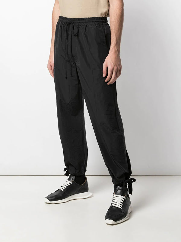 SONG FOR THE MUTE MEN ELASTICATED PATCH POCKET PANT