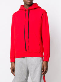 UNRAVEL MEN UNRVL DEPT TERRY BASIC HOODIE