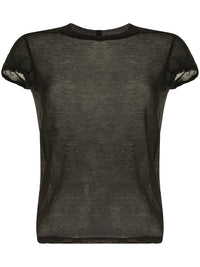 RICK OWENS WOMEN SHORT LEVEL TEE