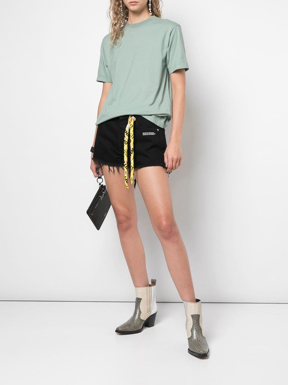 OFF-WHITE WOMEN SHORTS VINTAGE