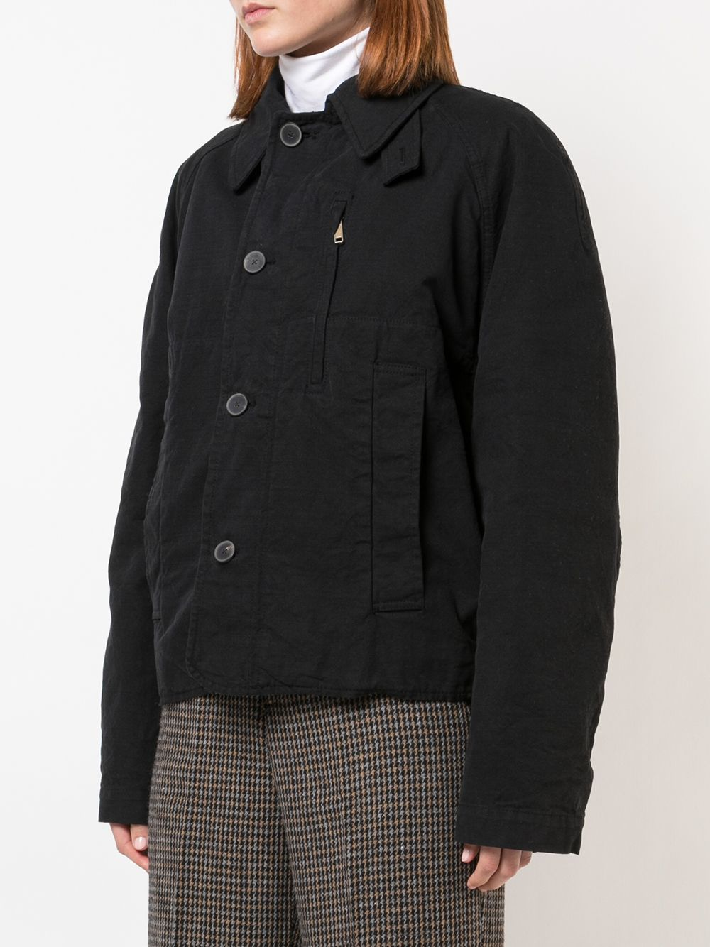 HAIDER ACKERMANN WOMEN OVERSIZED JACKET 184-5008-145-096