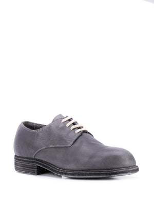 GUIDI WOMEN 112 SOFT HORSE LEATHER BALL DERBY
