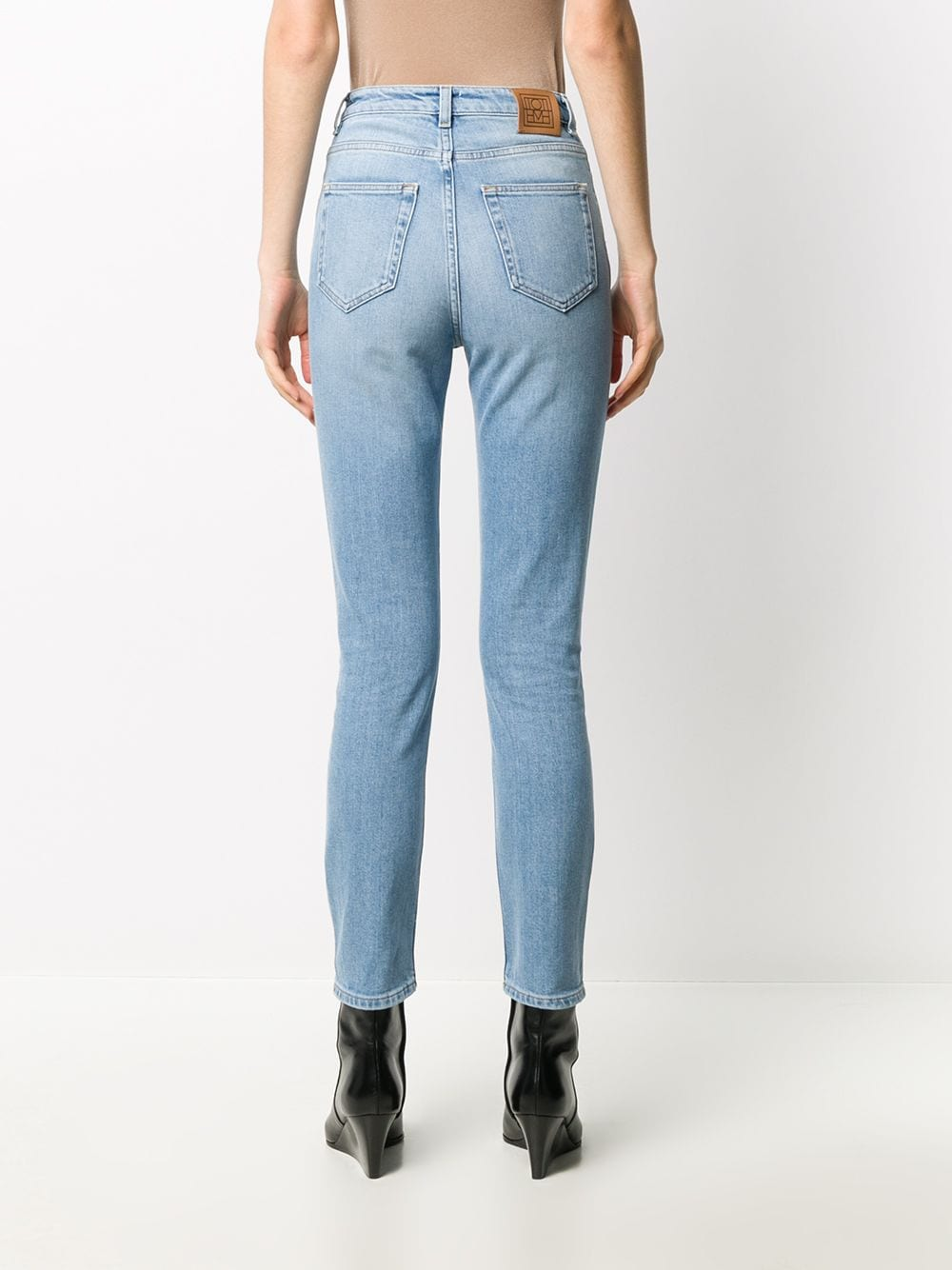 TOTEME WOMEN NEW STANDARD DENIM