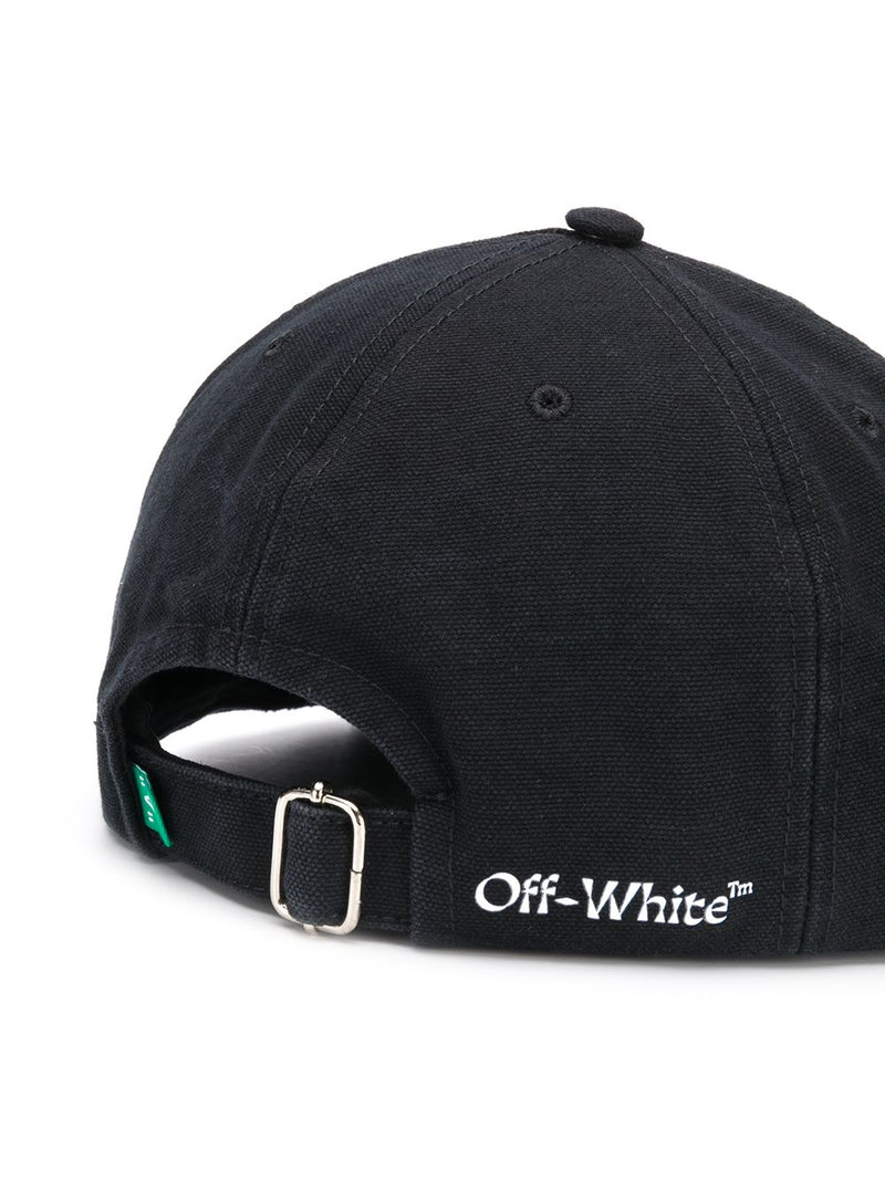 OFF-WHITE MEN HALF ARROW MAN 5 PANEL CAP
