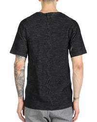 DEEPTI CRASH SEAM SHORTSLEEVE T-SHIRT