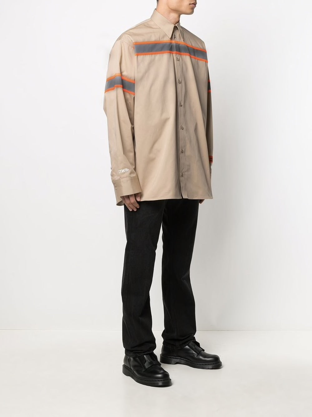 HERON PRESTON MEN REFLECTOR OUTDOOR SHIRT