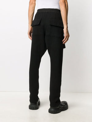DRKSHDW MEN CREATCH CARGO DRAWSTRING PANTS