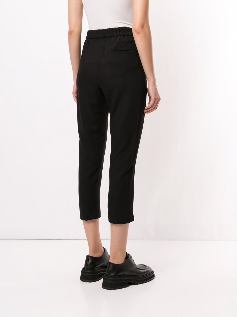 ANN DEMEULEMEESTER WOMEN TROUSERS LIGHTLAINE