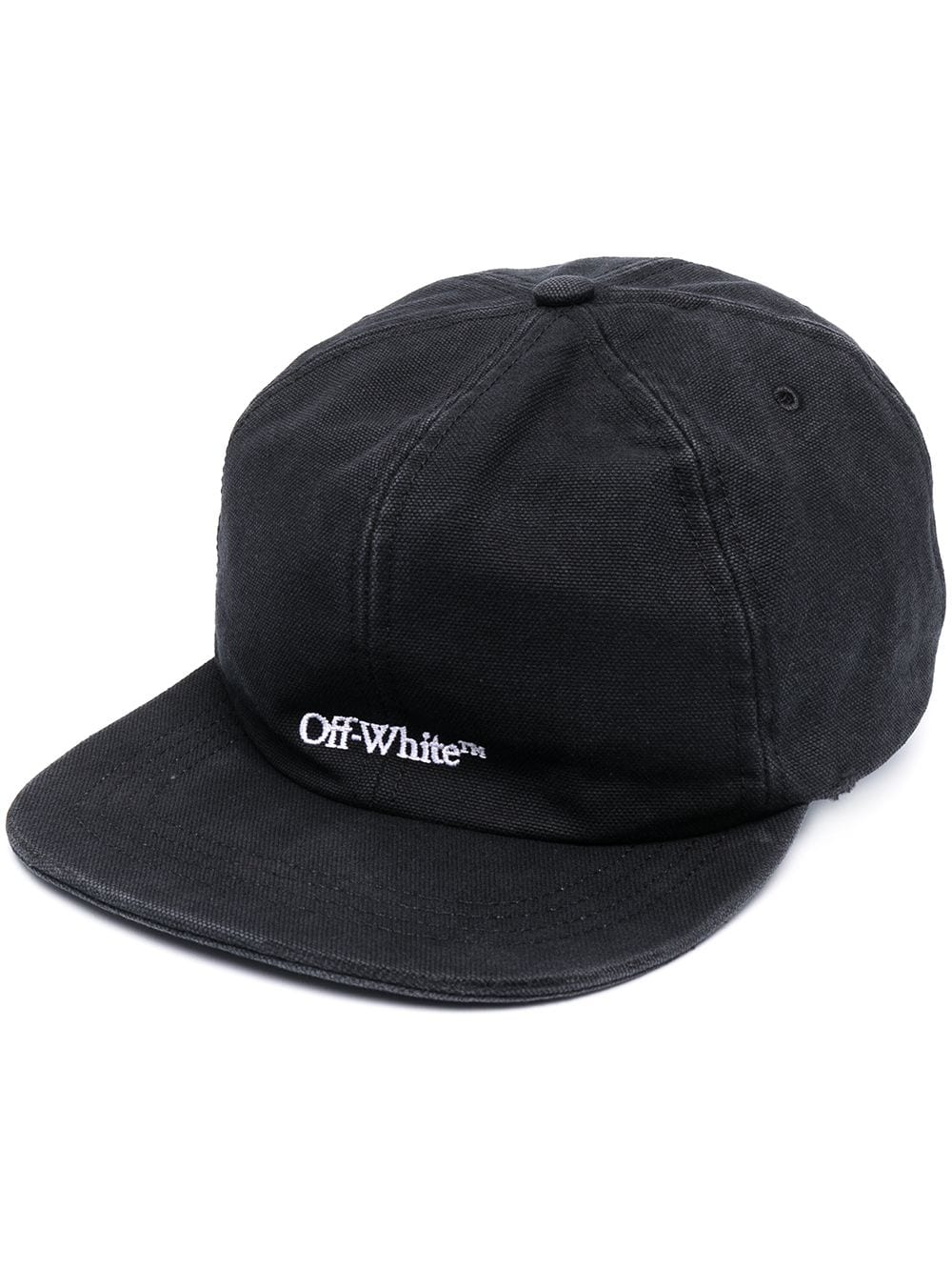 OFF WHITE MEN BOOKISH OW BASEBALL CAP