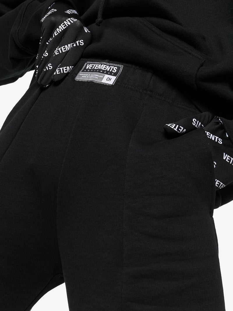 VETEMENTS WOMEN DART SWEATPANTS
