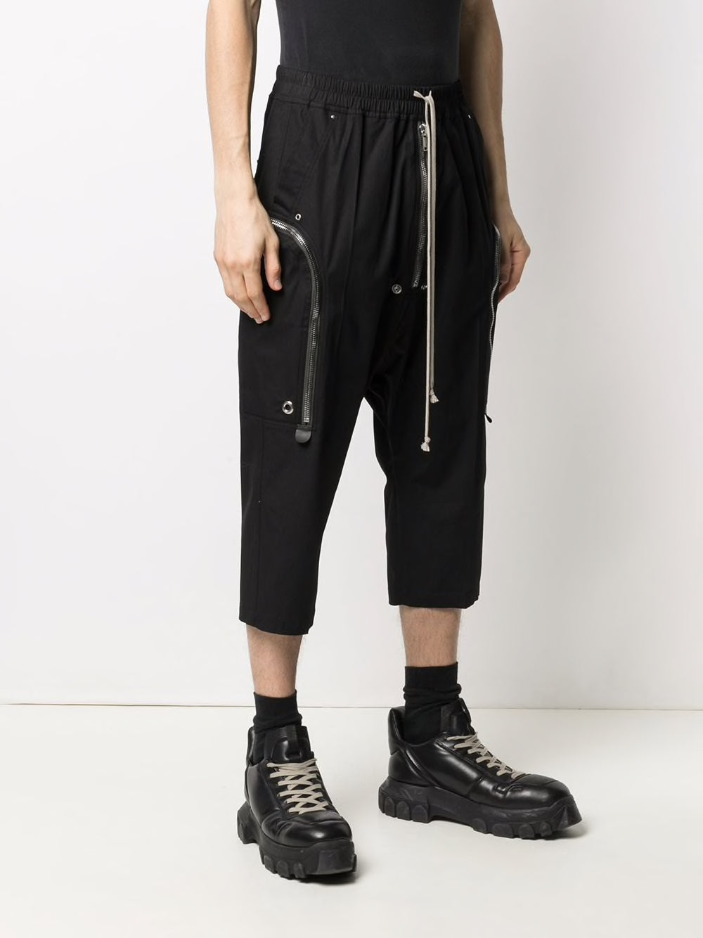 RICK OWENS MEN BAUHAUS BELA PANTS