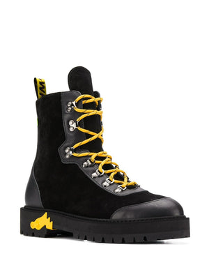 OFF-WHITE MEN HIKING BOOT