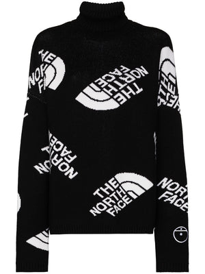 THE NORTH FACE BLACK SERIES WOMEN LOGO KNIT SWEATER