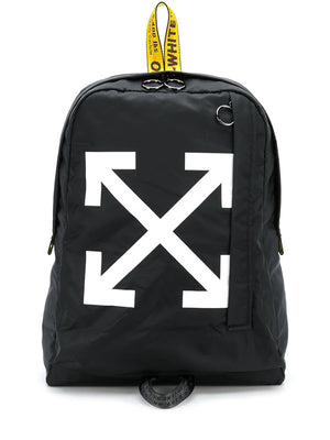 OFF-WHITE MEN CARRYOVER EASY BACKPACK