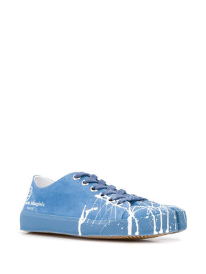 MAISON MARGIELA WOMEN PAINTED TABI SNEAKERS