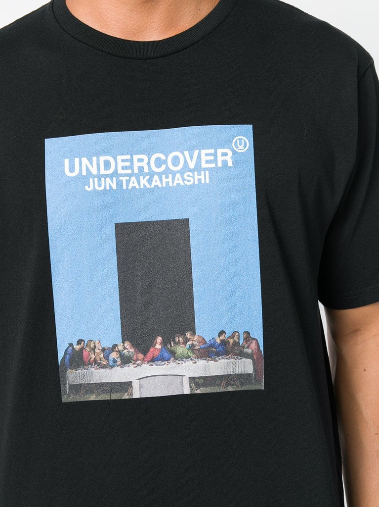 UNDERCOVER MEN LAST SUPPER T-SHIRT