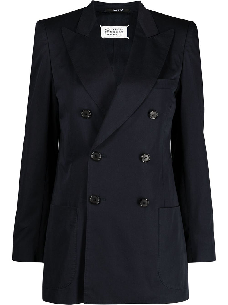 MAISON MARGIELA WOMEN DOUBLE BREASTED JACKET