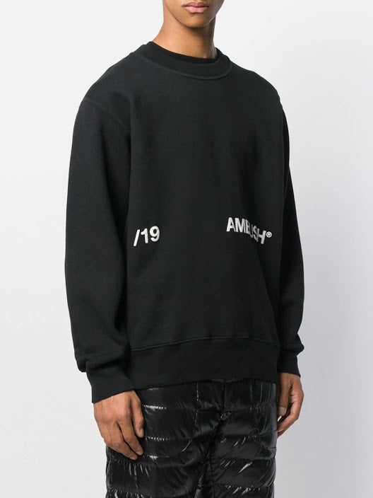 AMBUSH UNISEX CREWNECK SWEAT SHIRT