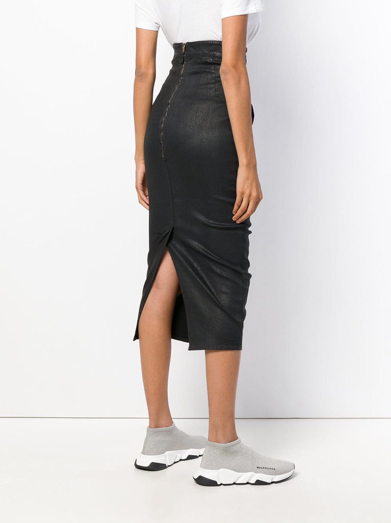 DRKSHDW WOMEN DIRT PILLAR SKIRT