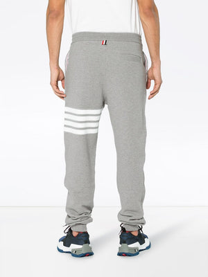 THOM BROWNE CLASSIC SWEATPANT WITH ENGINEERED 4-BAR IN CLASSIC LOOP BACK