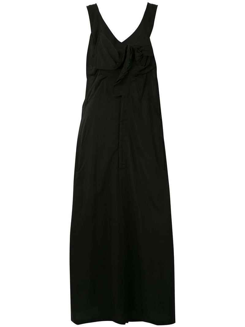 Y'S WOMEN PLEATS DRESS