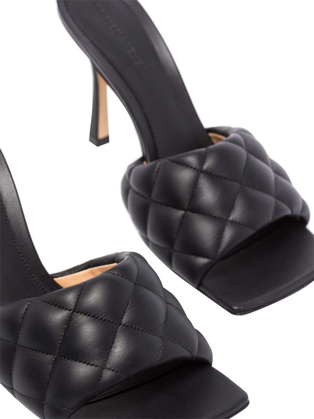 BOTTEGA VENETA WOMEN PADDED SANDALS